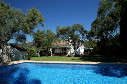 Luxury villa holiday Ronda Spain